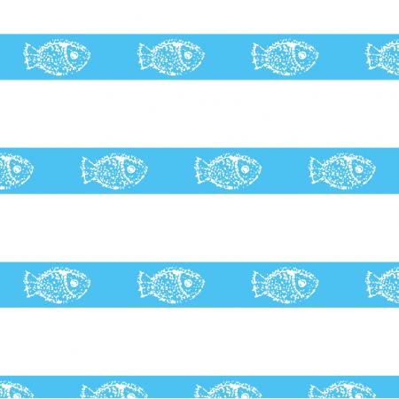 9935 | Fish- blue