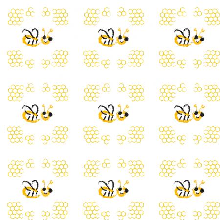 9947 | Happy bee -2