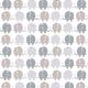 Tkanina 9977 | little elephant
