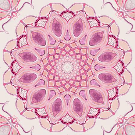Fabric 10007 | ROZETA NR 1