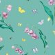 Fabric 10032 | Maylily green