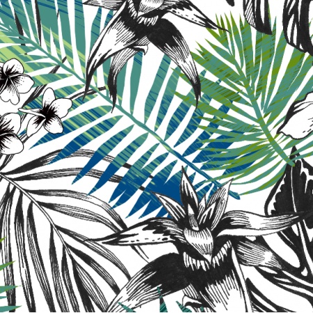 10144 | Tropical 20 Green