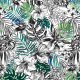 Tkanina 10144 | Tropical 20 Green