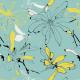 Tkanina 10186 | magnolie mięta