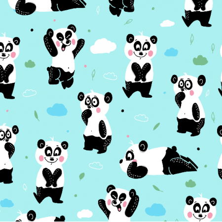 Fabric 10196 | pandy