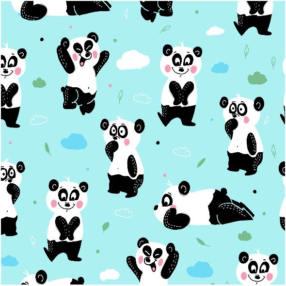 Fabric 10196   pandy