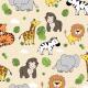 Tkanina 10200 | Safari