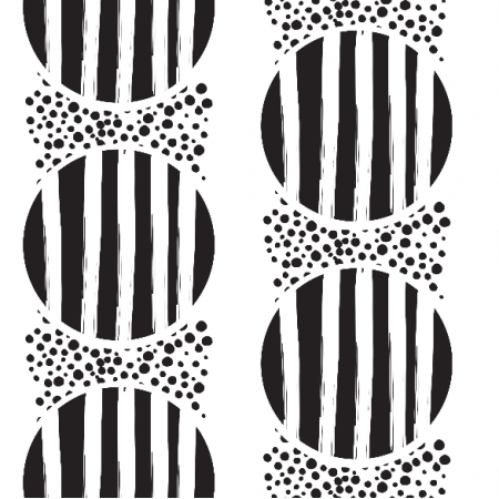 Fabric 10226 |  stripes and dots
