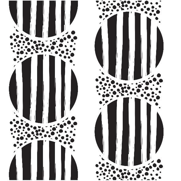 Tkanina 10226 |  stripes and dots