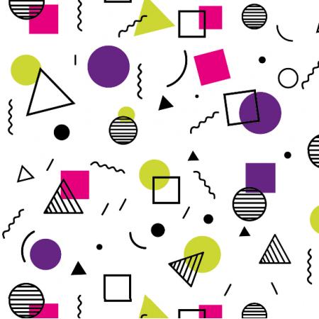 Fabric 10228 | triangles