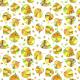 Tkanina 10260 | Złota jesień