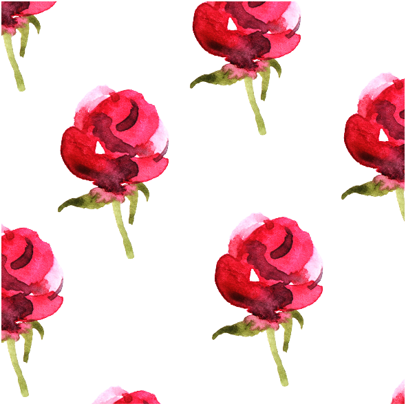 Tkanina 10274 | Róża mała