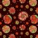 Fabric 10278   MUSZLE - noc