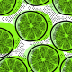 Tkanina 10340 | cytryna