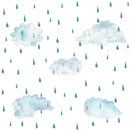 Fabric 10419 | cloudy sky