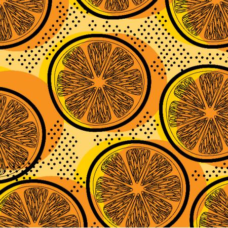 10451 | pomarańcza