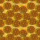 Tkanina 10451 | pomarańcza