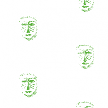 10460 | green mask