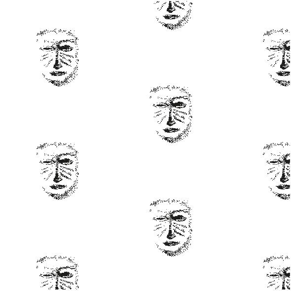 Tkanina 10461 | black mask