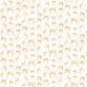 Tkanina 10464   ORANGE ANIMALS