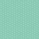 Tkanina 10477 | little bird - WHITE and mint n02