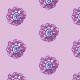 Tkanina 10487 | Rustic flower 7