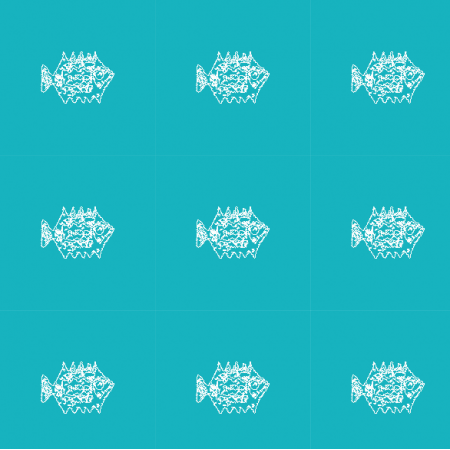 10489 | FISHES IN THE OCEAN 2