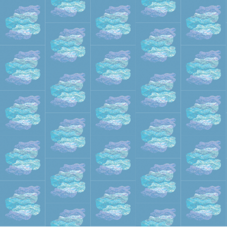 Fabric 10492 | CLOUDS 2