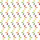 Tkanina 10526 | APPLE TREE - pestki