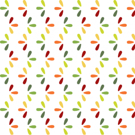 Fabric 10526 | APPLE TREE - pestki