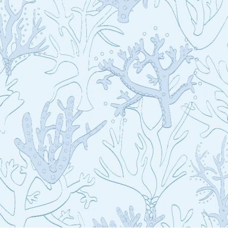 Fabric 10563 | Koralowce
