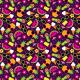Fabric 10575 | PINEAPPLE WATERMELON ICECREAM