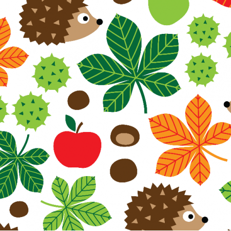 10609 | CHESTNUTS & HEDGEHOGS