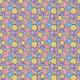 Fabric 10689 | Folk - mandala -pASTELE