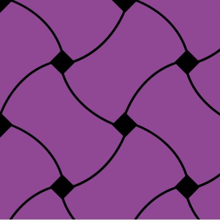 10725 | Doodle Pattern purple