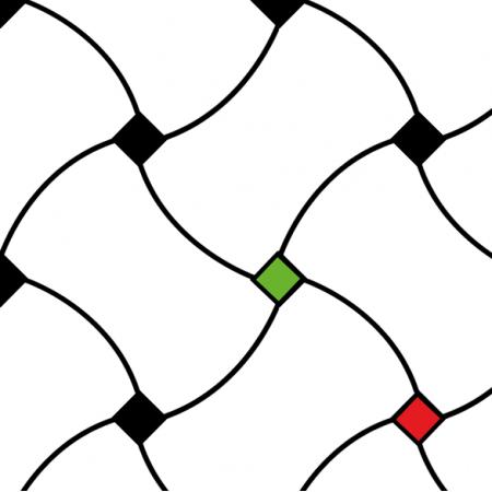 Tkanina 10729 | Doodle Pattern - kolorowe