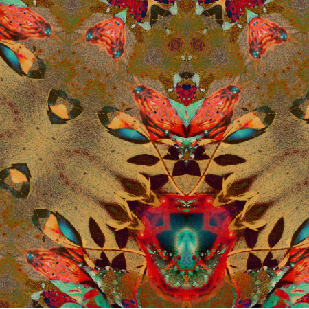 Tkanina 10736 | Mariposa Azufre