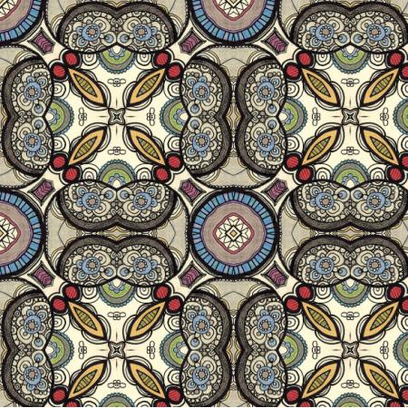 Fabric 10751 | MAGIC BLOSSOM 1