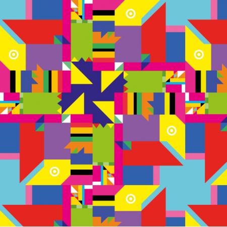 10815 | geometryczne vivid10