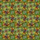 Fabric 10825 | kredki XL - green