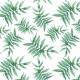 Tkanina 10828   palmy