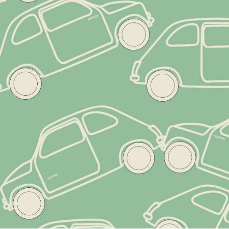 Tkanina 1263 | Parking Lot Traffic colection
