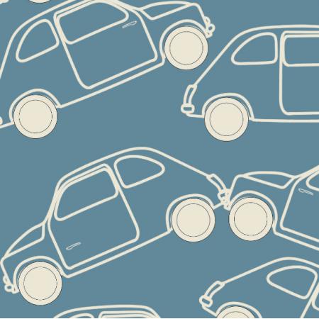 Tkanina 1264 | Parking Lot Traffic colection