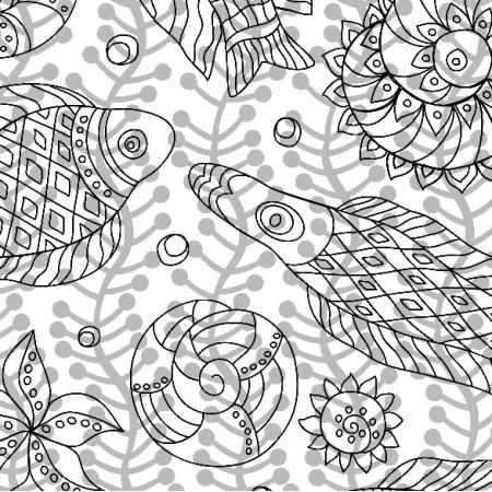 Tkanina  | ryba