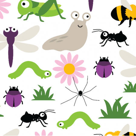 Tkanina 10880 | bugs