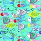Fabric 10890   rybki
