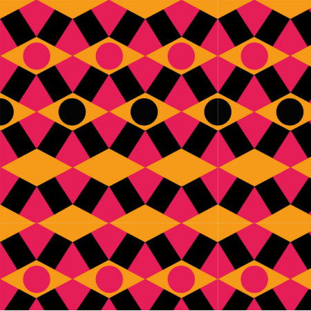 Fabric 10913 | mozaika