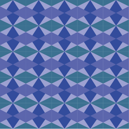10915 | diament blue