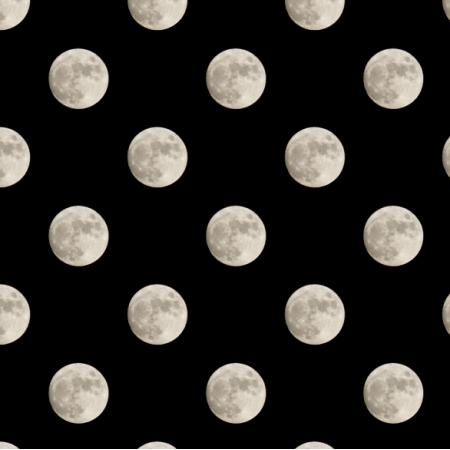 Tkanina 11012 | pełnie księżyca