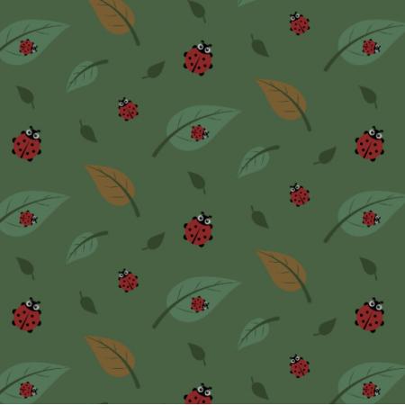 Fabric 11069 | Biedronki